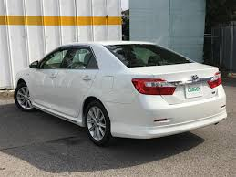 2012 toyota camry hybrid used car for sale at gulliver new zealand