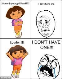 Dora The Explorer Meme - dora the explorer and cereal guy cereal guy pinterest cereal