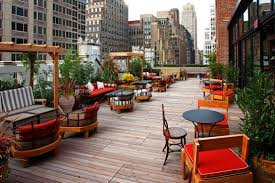 Roof Top Bars In Nyc Best Rooftop Bars Nyc Outdoor Drinking Patio