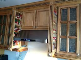 Pull Out Spice Rack Cabinet by Roll Out Spice Racks For Kitchen Cabinets U2013 Petersonfs Me