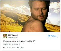 Eating Healthy Meme - 31 hilarious tweets about eating healthy that will get you every time