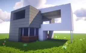 simple modern house wesharepics cool easy minecraft houses gebrichmond com