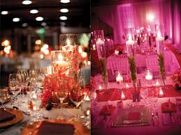 Wedding Reception Vases Seattle Using Light In Your Wedding Reception Decor