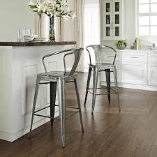 luxury galvanized metal stools 34 on interior decor home with