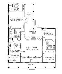 floor plans for country homes bushnell hill country home plan 028d 0044 house plans and more