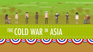 the cold war in asia crash course us history 38 youtube