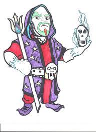 clash of clans fan art image wiz lvl 100 001 jpg clash of clans wiki fandom powered