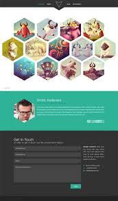 web design templates 20 free high quality psd website templates hongkiat