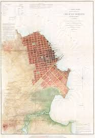 san francisco map framed 444 best carolle s city by the bay images on francisco