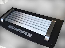 Hummer H3 Clearance Lights by H3 Exterior Accessories Hummer Parts Club