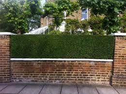 image result for brick walls victorian hedge front garden