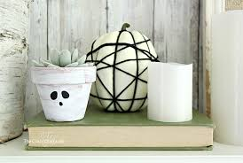 Small Pumpkins Decorating Ideas Spider Web Pumpkins The Easiest Way To Decorate Pumpkins The