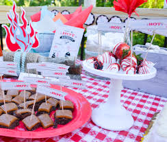 ruff draft smokin u0027 bbq birthday party anders ruff custom