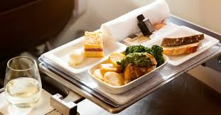 cuisine premium premium economy sle menu cuisine and wine onboard your