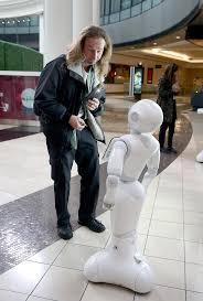 Westfield Garden City Floor Plan by Robots Greet Westfield Mall Shoppers In San Francisco San Jose