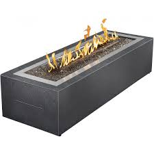 Patio Propane Fire Pit Napoleon Linear Patio Flame 60 000 Btu Propane Gas Fire Pit With