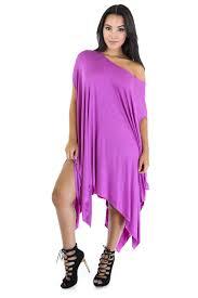 Drape Tunic Dress Gitionline