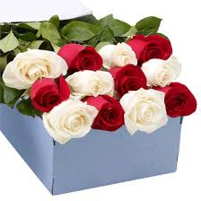 in a box delivery one dozen white roses in a box delivery to philippines roses