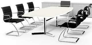 Black Boardroom Table Regency Boardroom Table