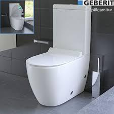design stand wc design stand wc con geberit portascopino in ceramica toilette