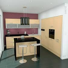 prix cuisine avec ilot meuble ilot central cuisine frais caisse americaine castorama avec