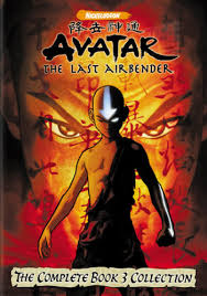 tv avatar airbender book 3