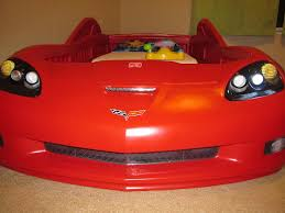 step2 corvette toddler to bed with lights 2 toddler bed car ktactical decoration