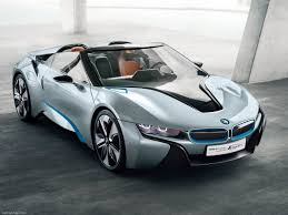 Bmw I8 Front - bmw u0027s convertible i8 spyder may return for ces 2016