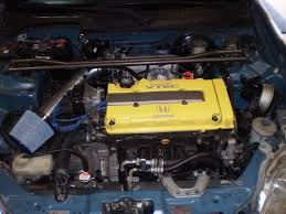 ny 98 honda civic lx b18c gsr motor very clean must see
