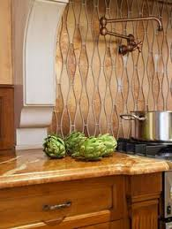 Cutting Glass Tiles For Backsplash by Aluminum Glass Tile Copper Blend 2x2 Fireplace Surrounds And
