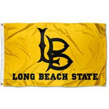 California State Flag State University Long Beach 49ers Flag Csulb Large 3x5