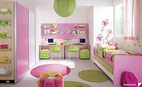 chambre fille vert deco chambre fille et vert visuel 3