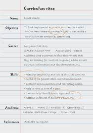 7 best resume ideas images on pinterest resume ideas cook and
