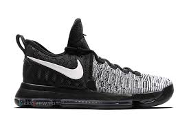 Nike Kd 9 the nike kd 9 black white drops next weekend kicksonfire