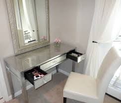 Makeup Vanity Canada Sophisticated Silver Nightstand To Any Bedroom U2014 Home Design