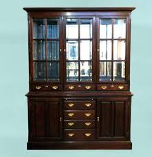 vintage corner china cabinet cherry china cabinets antique corner cabinet cvid