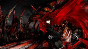 halloween anime backgrounds anime rwby wallpapers desktop phone tablet awesome desktop