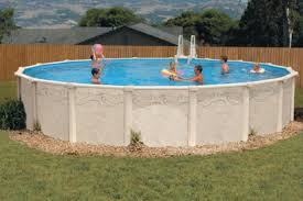 get all models landscaping around above ground pool