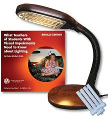 lighting for visually impaired product lighting guide kit