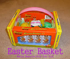 candy basket ideas edible easter baskets memories with your kids