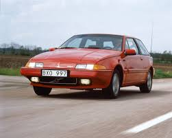 volvo pictures volvo 480es first front wheel drive volvo turns 25 years volvo