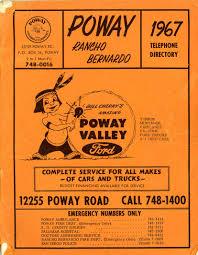 vapors knoll poway road history emery u0027s memories