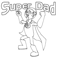 father u0027s day coloring pages