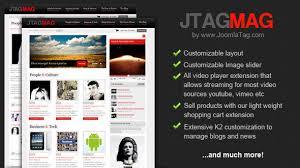 best joomla magazine templates memorypointer com
