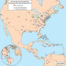 Dca Airport Map Aeroporto Internacional De Fort Lauderdale Hollywood Wikiwand