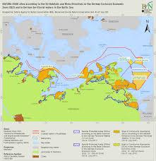 Kiel Germany Map by Bfn National Marine Protected Areas
