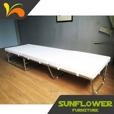 Portable Folding Bed 2017 New Style Good Selling Portable Folding Bed Space Saving