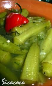 comment cuisiner le gombo salade de gombos a la creole les carnets de sicacoco