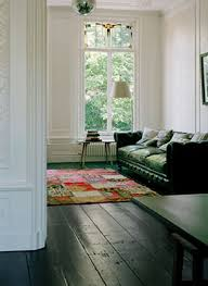 best 25 black wood floors ideas on black hardwood