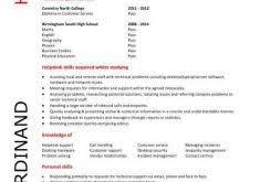 It Resume Download It Resume Sample Haadyaooverbayresort Com
